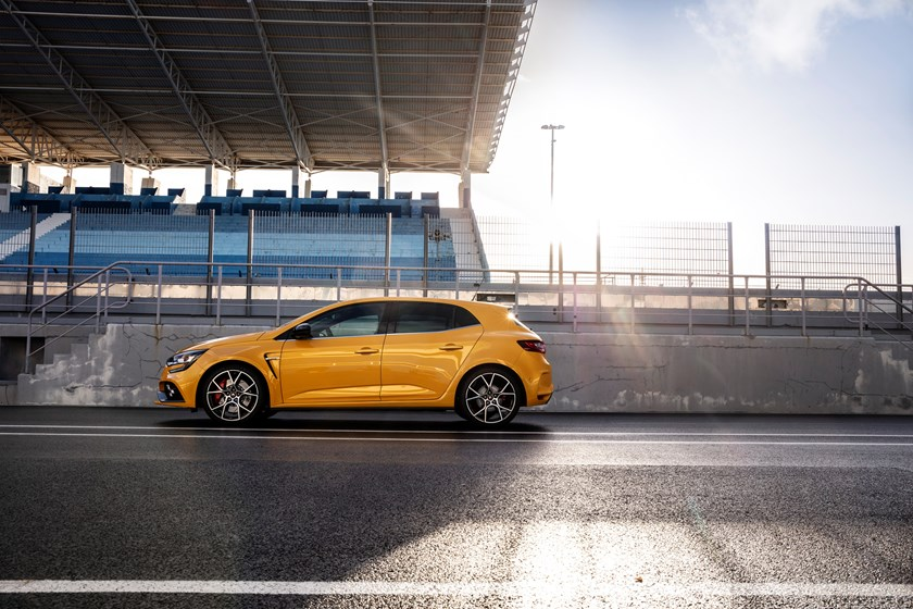 Renault Mégane Trophy RS