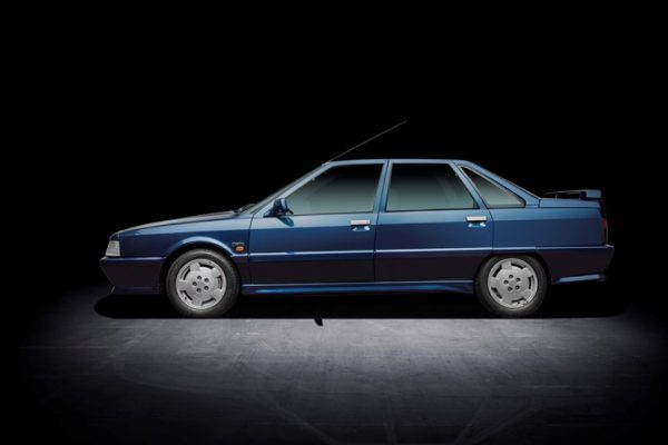 1987 - Renault 21 2L. Turbo