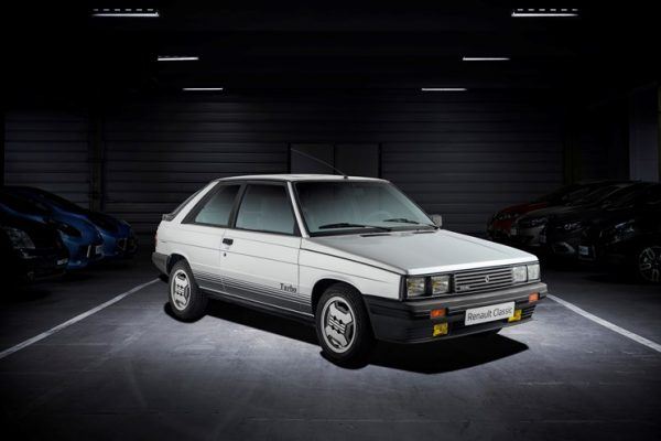 1984 - Renault 11 Turbo
