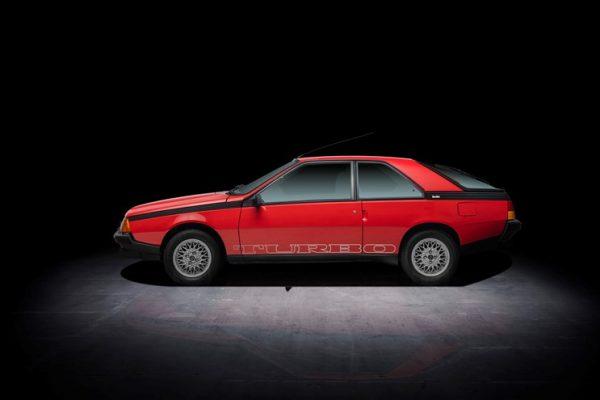 1983 - Renault Fuego Turbo
