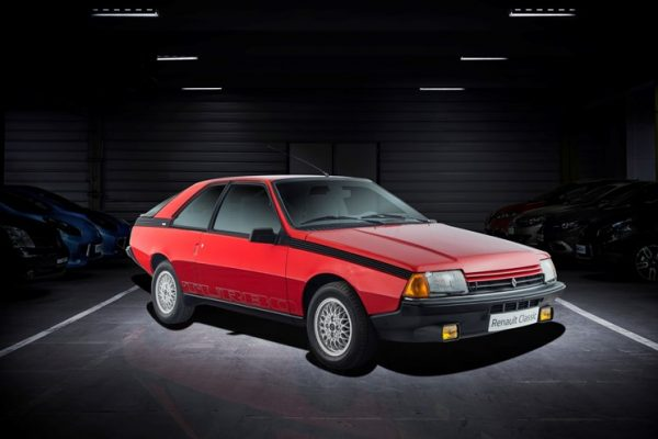 1983 - Renault Fuego Turbo