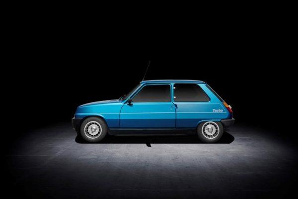 1981 - Renault 5 Alpine Turbo