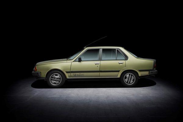 1980 - Renault 18 Turbo