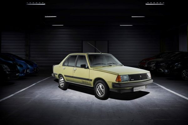 1980 - Renault 18 Turbo